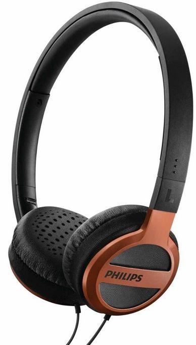 Philips SHL9350RD/00   Headband Kopfhörer mit Bügel (ultraleicht, faltbar) für 11,11€
