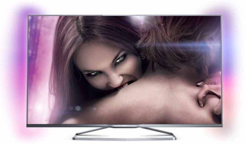 Philips 42PFK7109/12   3D 42 Zoll triple Tuner TV mit USB für 555€
