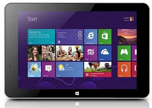 Point Of View Mobii WinTab 800W   8 Zoll Windows 8.1 Tablet für 116€