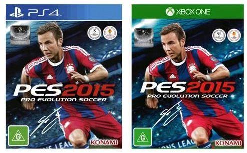 Pro Evolution Soccer 2015 Pro Evolution Soccer 2015 (PS4/Xbox One) ab 45,89€ vorbestellen