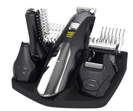 Remington PG6060 Bartschneider Remington PG6060 Bartschneider + 5 abwaschbare Aufsätze + 8 Kämme für 29€ (statt 45€)