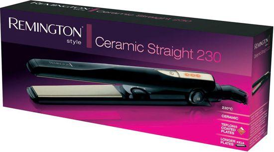 Remington S1005 Remington S1005 Haarglätter (mit Keramik Turmalin Beschichtung) für 21,99€