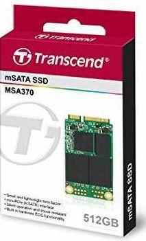 SSD Transcend SSD370   128GB interne SSD für 53,90€   Transcend MSA370   interne 256GB mSATA SSD für 92,90€