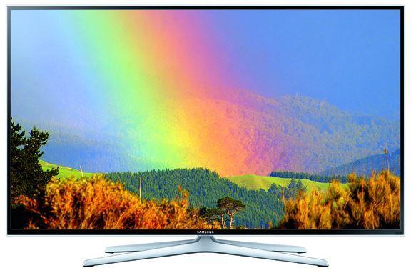 Samsung 3D TV Samsung UE40H6470   40 Zoll 3D WLAN Smart TV mit Triple Tuner und Sprachsteuerung für 429€