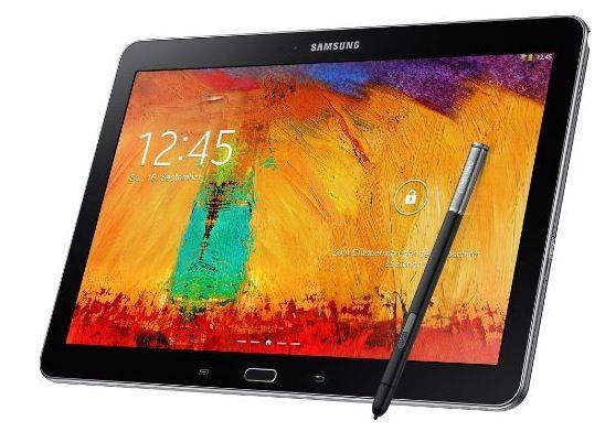 Samsung Galaxy Note 10.1 2014 Edition Samsung Galaxy Note 10.1 2014 Edition mit 16GB Speicher und LTE für 349€