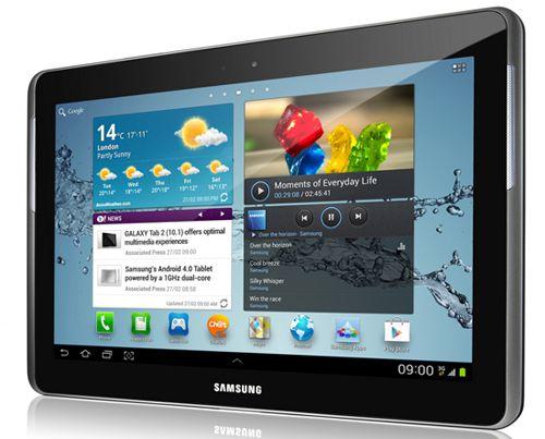 Samsung Galaxy Tab 2 Samsung Galaxy Tab 2 10.1 (GT P5100)   WLAN + 3G als Demoware für 149,90€ (statt 225€)