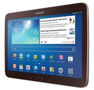 Samsung Galaxy Tab 3 10.1 GT P5220 (16GB, 3G + LTE, kein Simlock, Demoware) für 234,99€