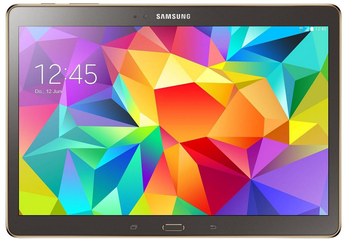 Samsung Galaxy Tab S Samsung Galaxy Tab S 10.5 WiFi   10,5 Zoll Tablet ab 299€   Update