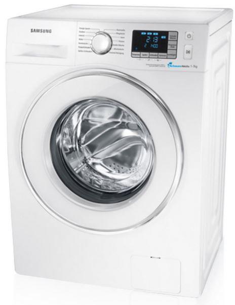 Samsung WF70F5E5Q4W   Waschmaschine mit 7kg und max 1.400 U/Min für 359€