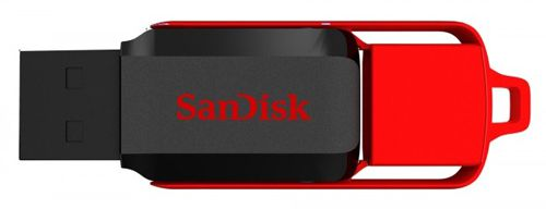 SanDisk Cruzer Switch 32GB USB 2.0 Stick für 9€ (statt 17€)