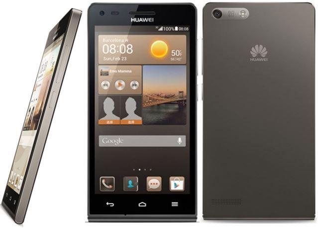 Huawei Ascend G6   Einsteiger Android 4.3 Smartphone für 139€