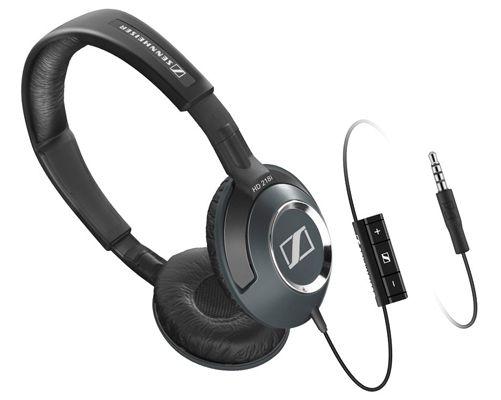 Sennheiser HD 218i Kopfhörer mit integriertem Mikrofon für 34,52€   Update