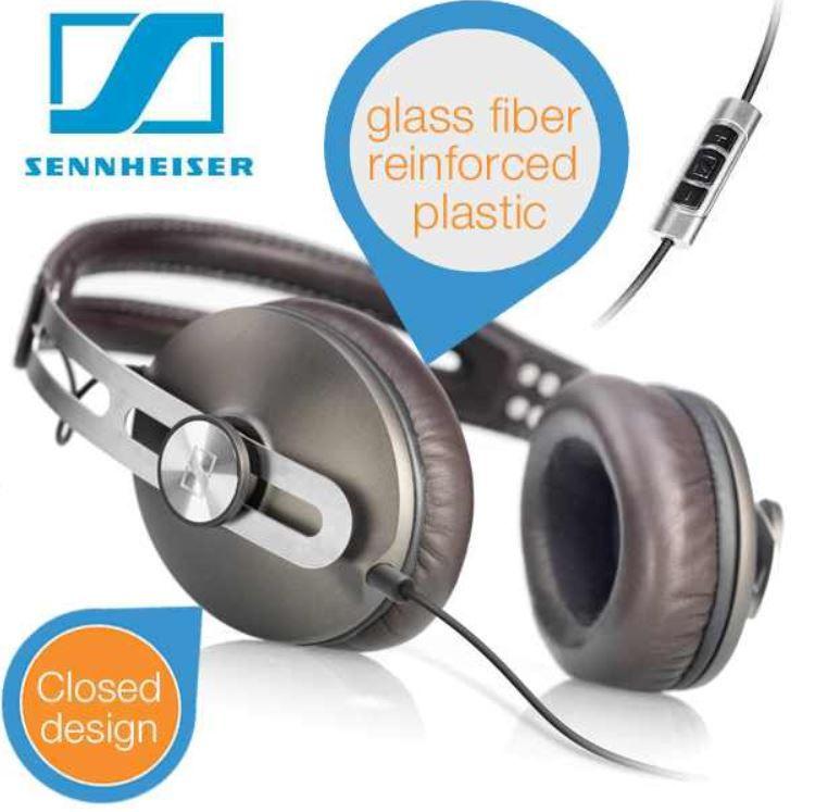 Sennheiser Sennheiser Momentum   edel Over Ear Kopfhörer für 185,90€