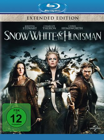 Snow White and the Huntsman Snow White & the Huntsman (Extended Edition) auf Blu ray für 5,99€