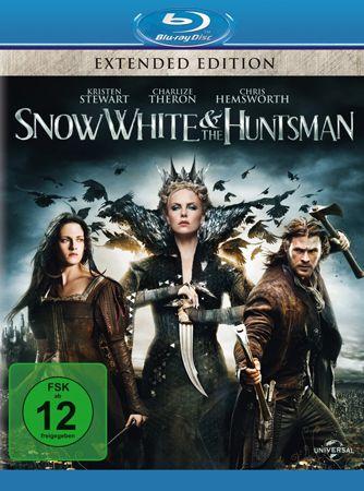 Snow White & the Huntsman (Extended Edition) auf Blu ray für 5,99€