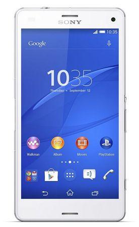 Sony Xperia Z31 Sony Xperia Z3 Compact Weiß (4,6 Zoll, 20,7 Megapixel mit 4K) für 374€ (statt 499€)