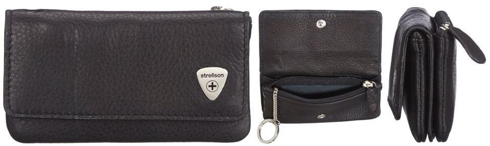 Strellson Harrison KeyCase   Herren Schlüsselmäppchen ab nur 11,98€