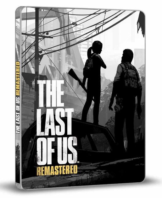 The Last of Us Remastered   exkl. PlayStation 4 Steelbox Edition für 44,97€