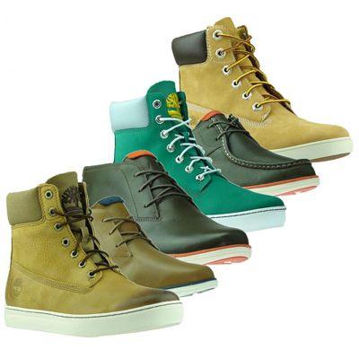 Timberland Boots Timberland Halbschuhe & Stiefel für Damen und Herren für jeweils 69,99€