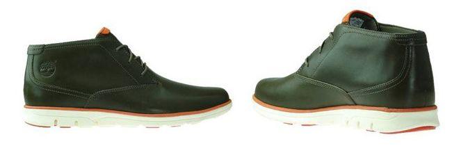 Timberland Bradstreet Plain Toe Chukka Herren Schuhe für 66,99€