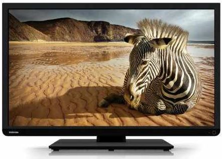 Toshiba 32W1333G   einfacher 32Zoll TV mit duo Tuner und HD ready für 169€ bis Mitternacht