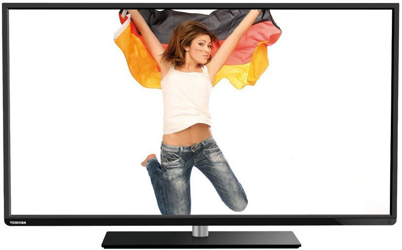 Toshiba 48L1443DG   48 Zoll Full HD LED TV (200Hz, Triple Tuner, USB) für 379,99€   Update