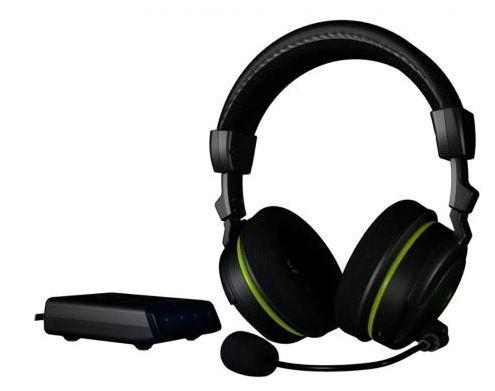 Turtle Beach Ear Force X42 Turtle Beach Ear Force X42   wireless Xbox (One, 360) Headset für 55€