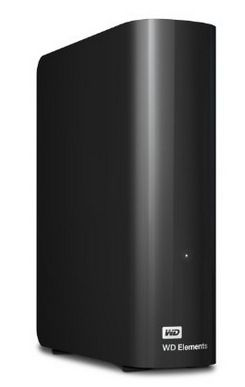 WD Elements Desktop   externe 4TB USB 3.0 Festplatte 3,5 für 79€ (statt 93€)