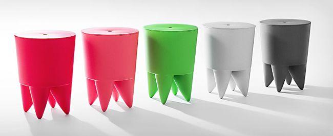 XO Bubu Sitzhocker by Philippe Starck ab 27€ (statt 53€)