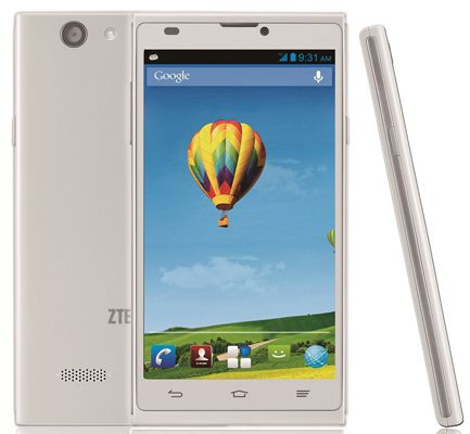 ZTE Blade L2 ZTE Blade L2 Smartphone (5 Zoll, Dual SIM) für 80,69€   Update