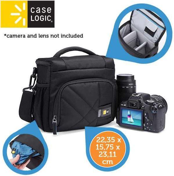 case logic Case Logic CPL 105   DSLR Kamera Umhängetasche statt 50€ für nur 22,90€