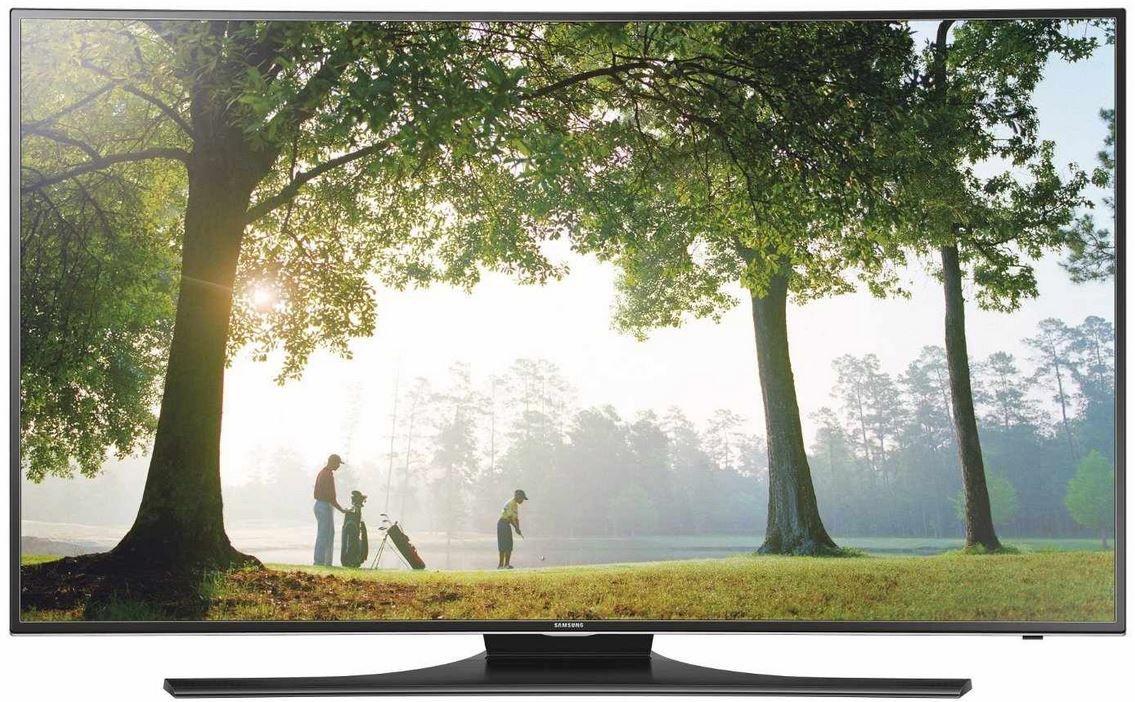 Samsung UE48H6870   curved 48 Zoll 3D Smart TV mit triple Tuner für 899€