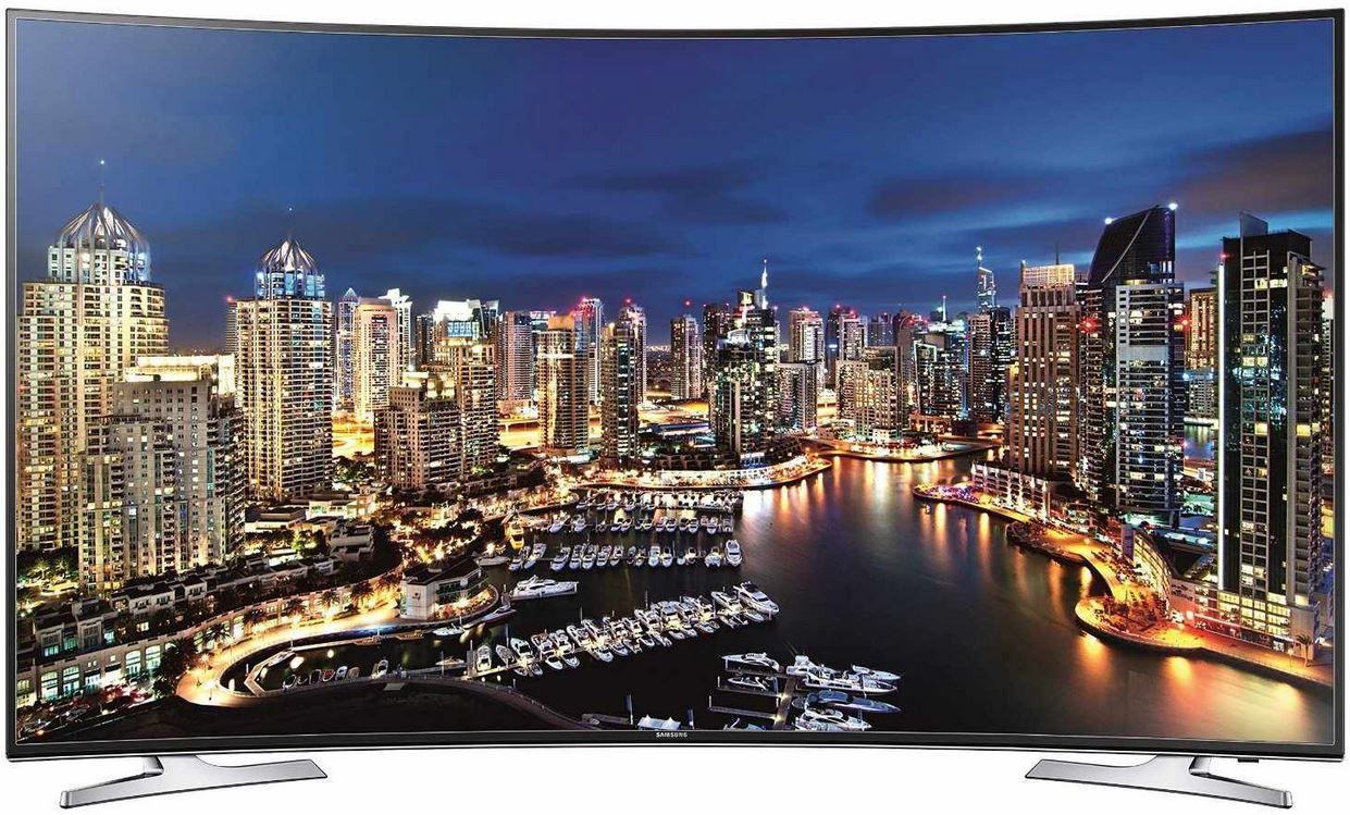 Samsung UE65HU7100   65 Zoll Curved Smart TV bei den 6 Amazon Blitzangeboten