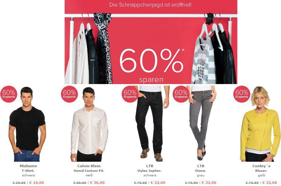 dress4 Soul Star Jacken oder LTB Flyod Jeans jeweils schon ab 32€ bei der Dress for Less 60% Rabatt Aktion   Update!