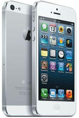 Update! Apple iPhone 5 (16GB, weiß, generalüberholt, 12 Monate Garantie) nur 277€ (statt 450€)