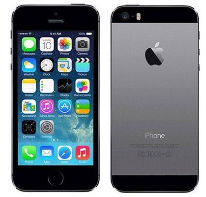 Apple iPhone 5S 32GB in Silber oder Gold für 399€   generalüberholt!