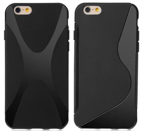 2 Silikon Hüllen für das iPhone 6 und iPhone 6 Plus ab 0,99€