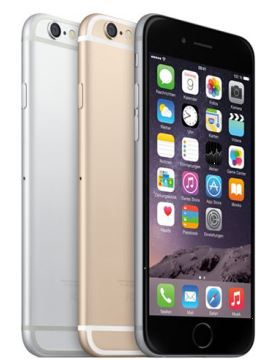 iPhone 61 Apple iPhone 6 16GB oder 6Plus 16GB ab 625€   lieferbar in ca. 3Wochen