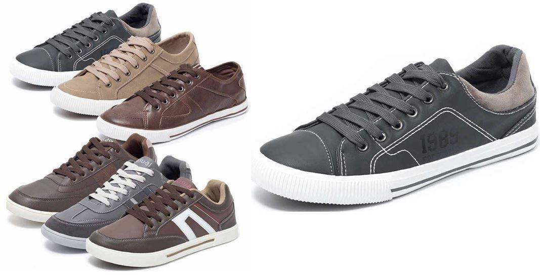 sneaker1 NoName Damen und Herren Sneaker in 3 Modellen für je Paar nur 12,95€ inkl. Versand