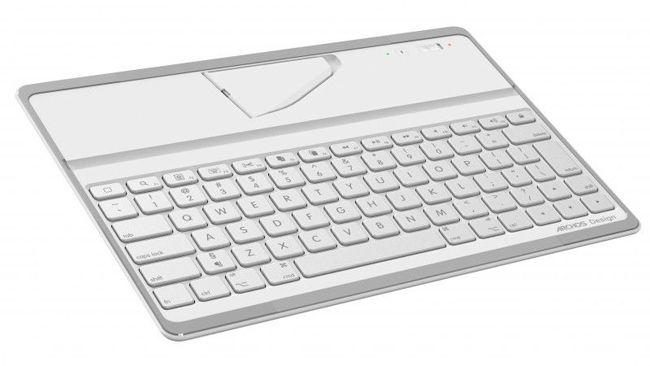 ARCHOS Bluetooth Tatstatur ARCHOS Bluetooth Tatstatur für Apple iPad2, iPad 3rd & 4th Generation für 19,90€ (statt 56€)   Update!