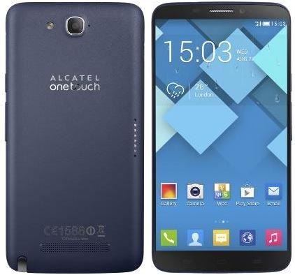 Alcatel Alcatel OneTouch Hero 8020D   6Zoll dual Sim Phablet für 199€