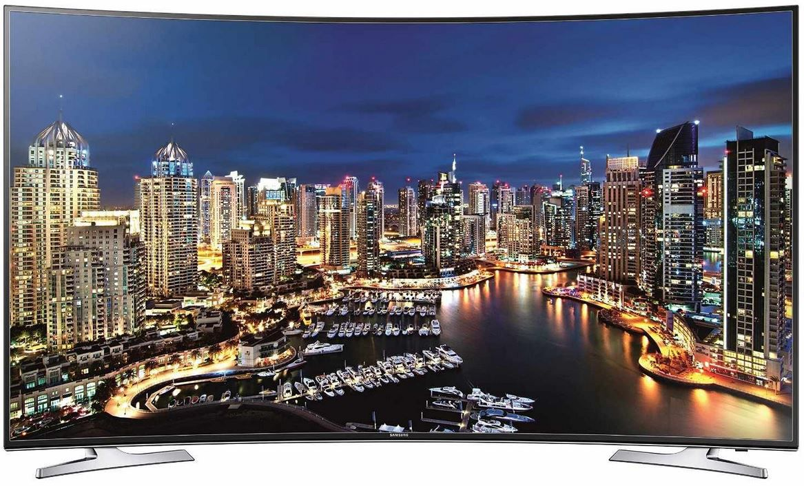 Amazon 1  Samsung UE65HU7100   65 Zoll Curved smart TV bei den 27 Amazon Blitzangeboten