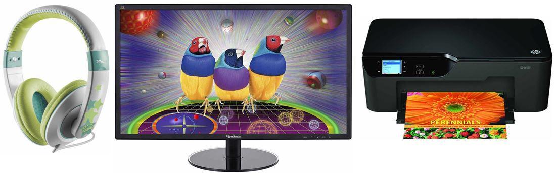 ViewSonic VX2409 24 Zoll Monitor bei den18 Amazon Blitzangeboten