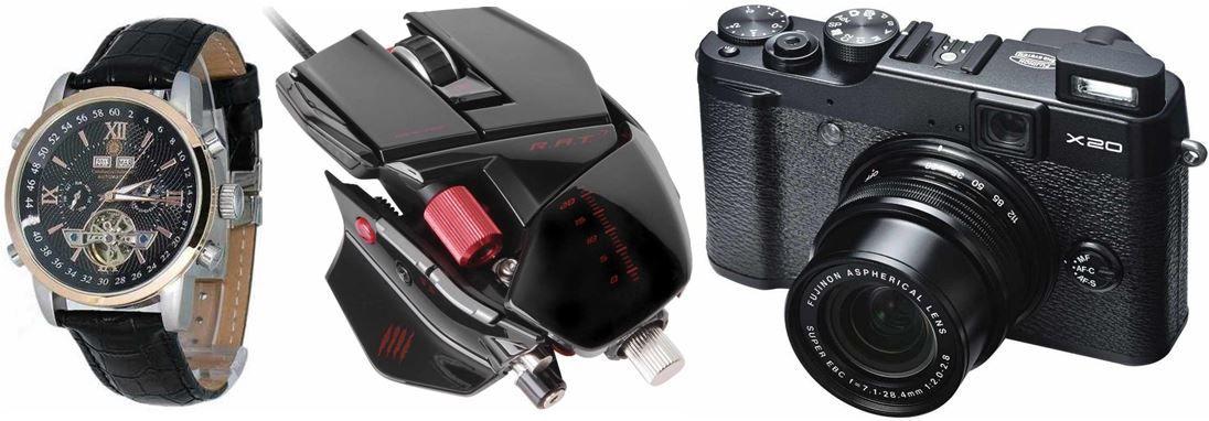 Mad Catz R.A.T. 7 Gaming Maus, 6400 dpi, PC und MAC für 59,90€ bei den 31 Amazon Blitzangeboten