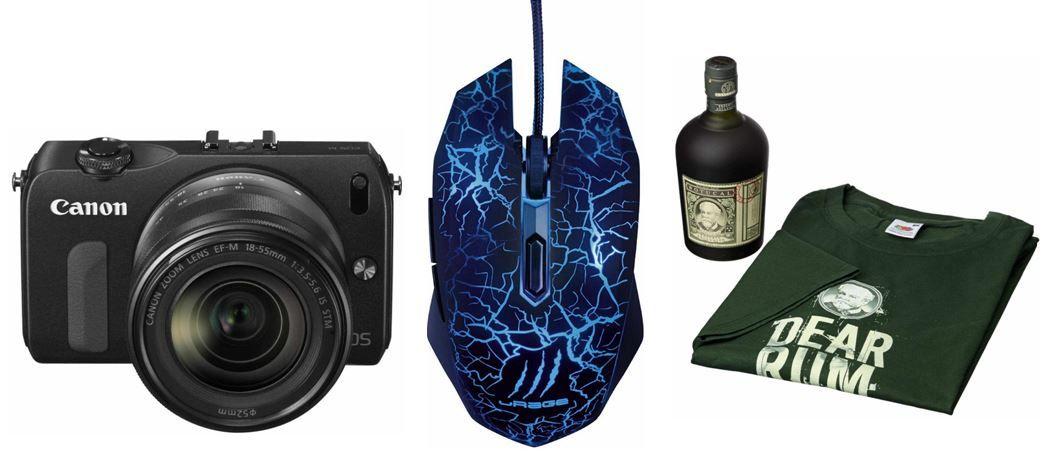 uRage Illuminated Gaming Maus für 26,90€ bei den 10 Amazon Blitzangeboten