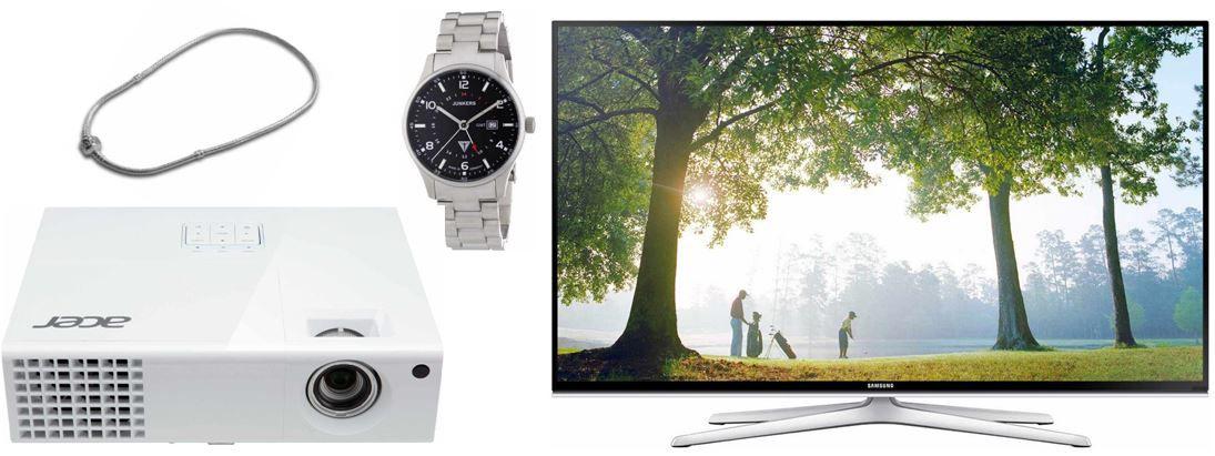 Samsung UE40H6600   40Zoll 3D TV für 599€ bei den 4 Amazon Blitzangeboten