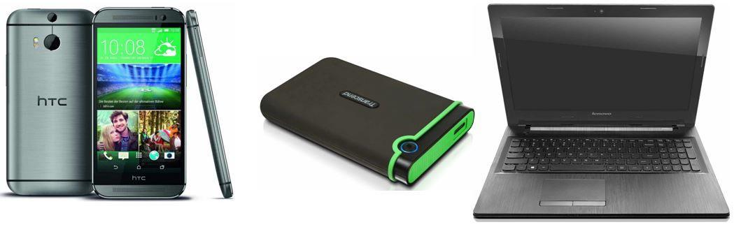 Amazon Angebot30 HTC One (M8) Smartphone bei den 34 Amazon Blitzangeboten