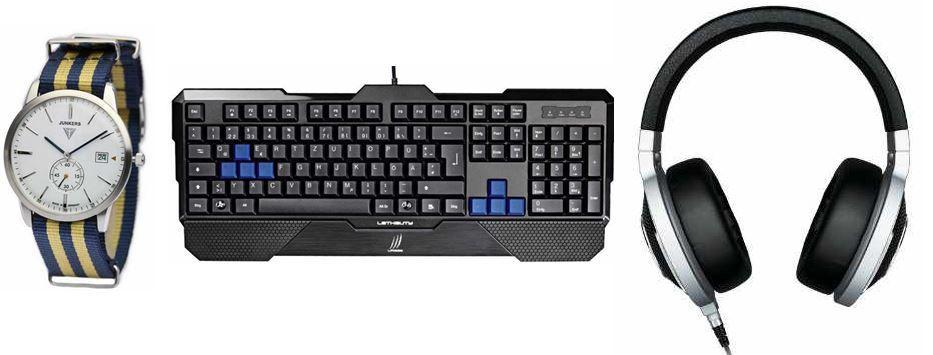 uRage Lethality Gaming Tastatur für 14,90€ bei den 11 Amazon Blitz Angeboten