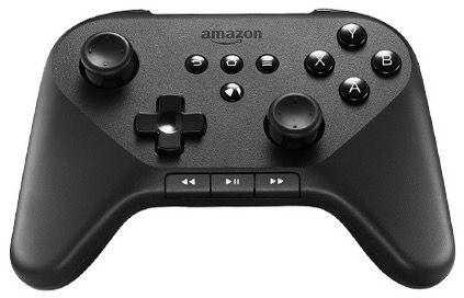 Amazon Fire Gamecontroller + 2 kostenlose Spiele für 31,99€