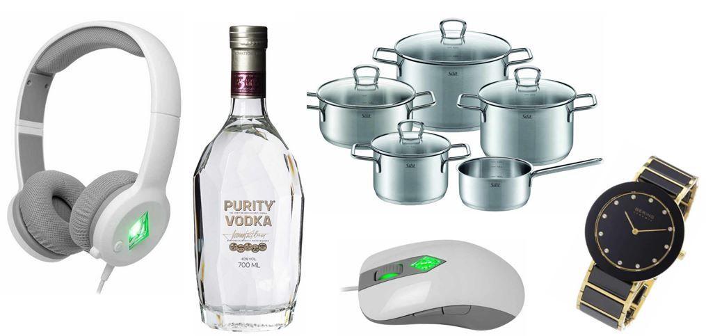 Purity Vodka 40%, 1 Flasche (1 x 700 ml) für 26,99€ bei den 21 Amazon Blitzangeboten